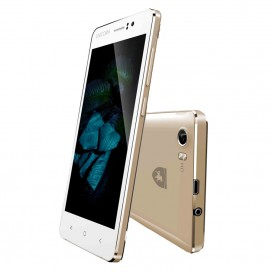 UNICORN PANTHER, 3G Smartphone, Dual Sim, 5.0 inch, 8MP Camera ,5MP front, Quad core, Android 4.4.2 (kitkat), 1GB RAM + 8GB ROM , Gold
