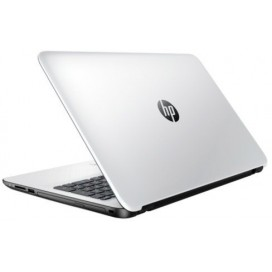 HP 15-ac047NE Laptop - Core I7 5500U, 4GB RAM, 500GB HDD, 2GB VGA, 15.6, Win 8.1, White