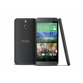 HTC E8 16GB LTE Dual SIM Black