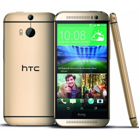HTC One M8 16GB LTE Amber Gold