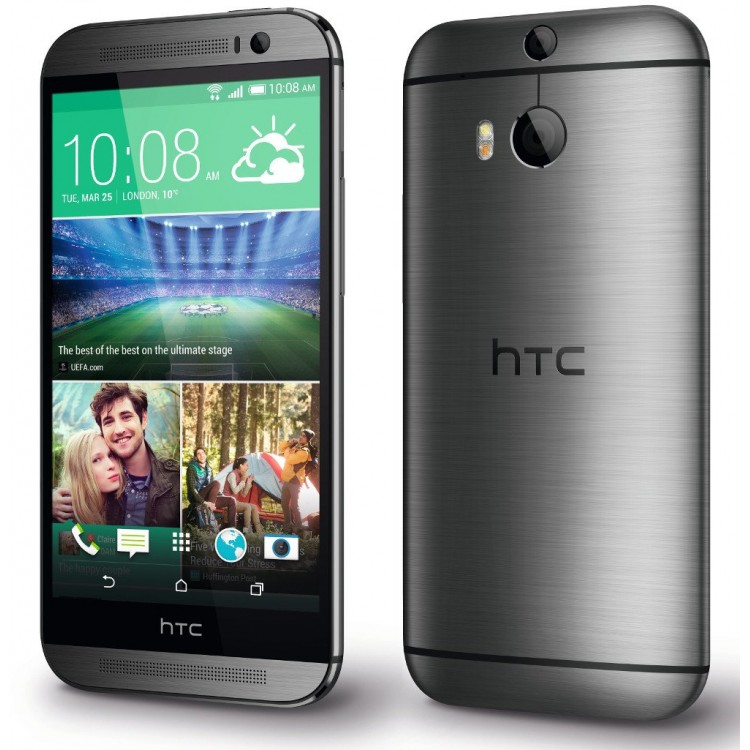 HTC One M8 Eye - 16GB, 4G LTE, Gray