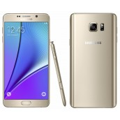 Samsung Galaxy Note 5 - 32GB, LTE, Gold